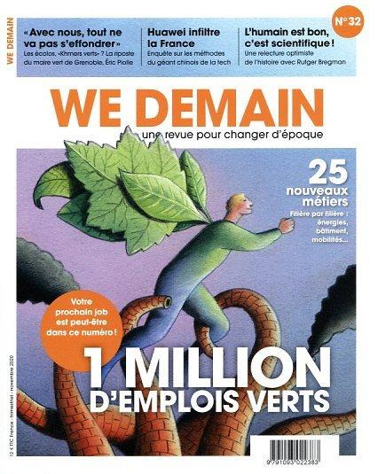 WE DEMAIN - NUMERO 32