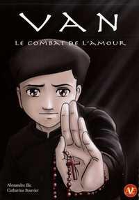 VAN - LE COMBAT DE L'AMOUR MANGA
