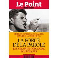 LE POINT REFERENCES N 48 - LA FORCE DE LA PAROLE
