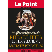 LE POINT REFERENCES N 55 - RITES ET FETES - LE CHRISTIANISME