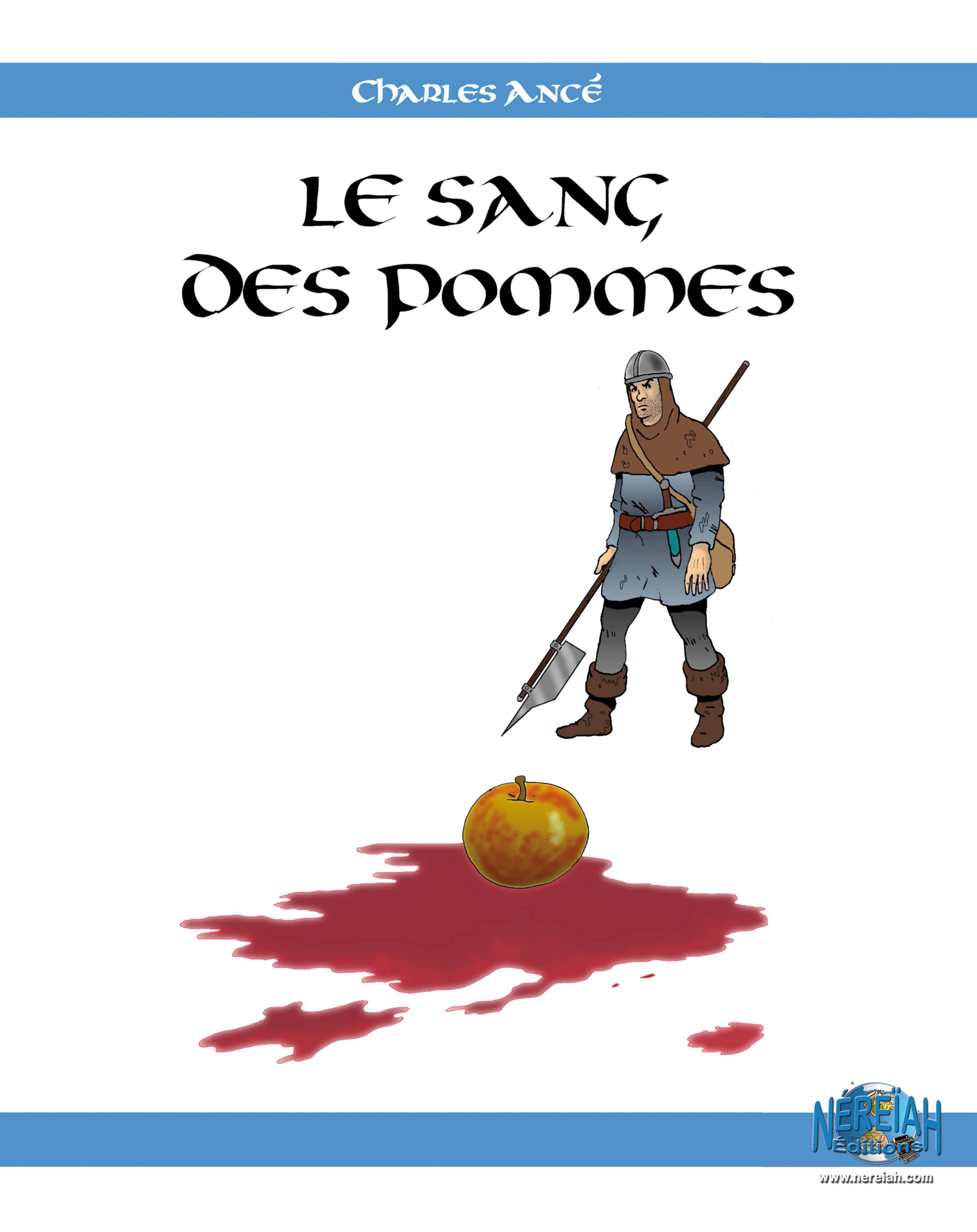 LE SANG DES POMMES - LA BD