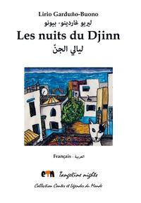 LES NUITS DU DJINN - BILINGUE FRANCAIS-ARABE