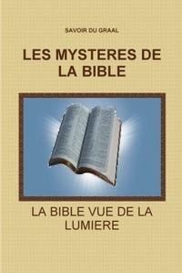 LES MYSTERES DE LA BIBLE
