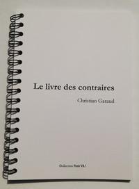 LE LIVRE DES CONTRAIRES