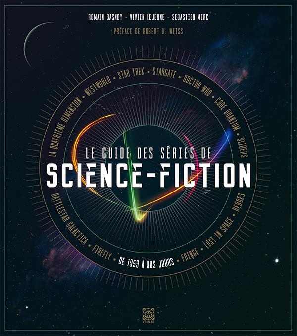 GUIDE DES SERIES DE SCIENCE FICTION
