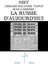 LA RUSSIE D'AUJOURD'HUI