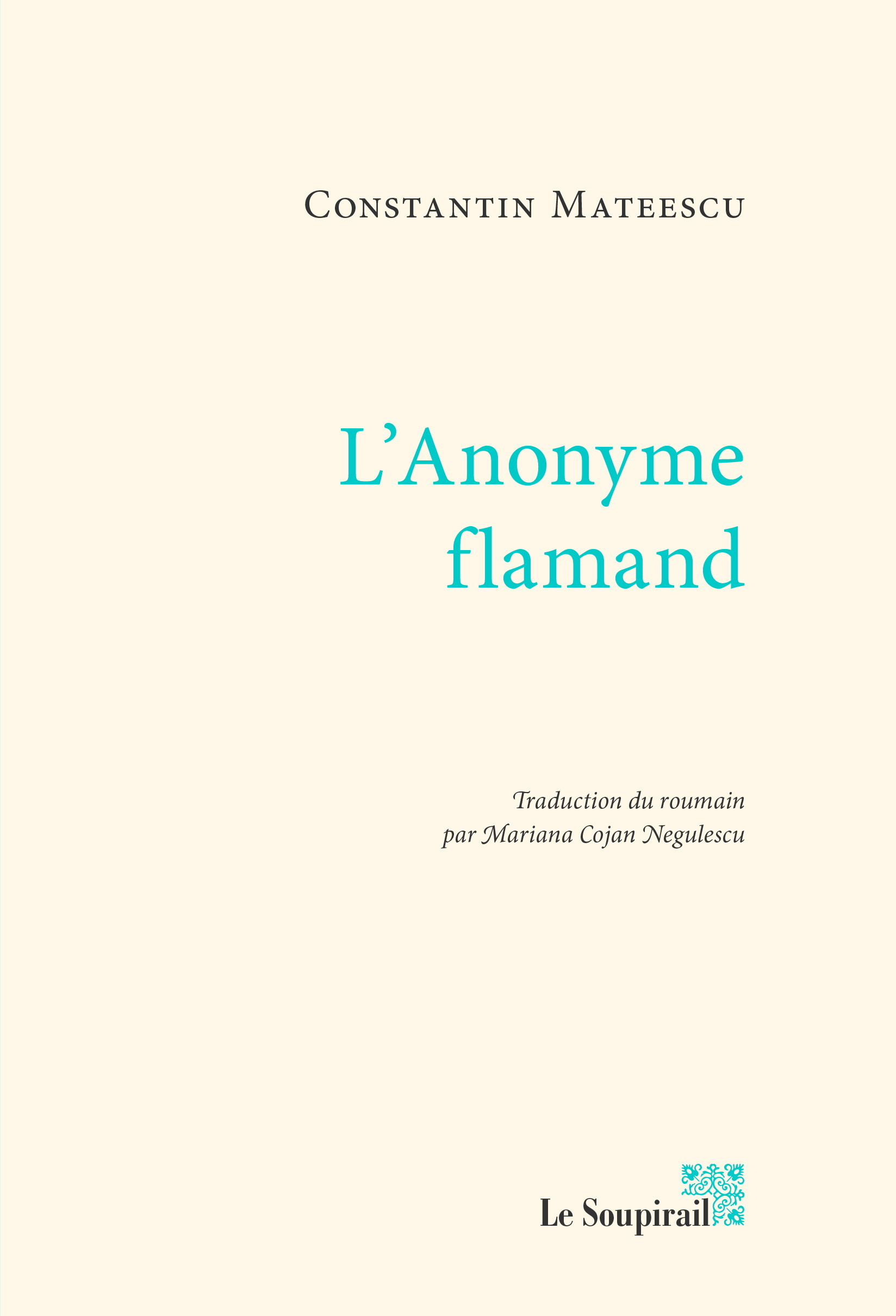 L'ANONYME FLAMAND
