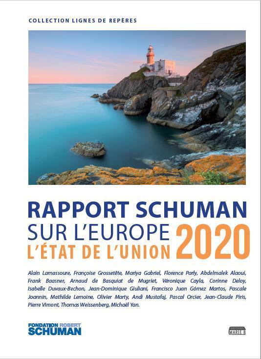ETAT DE L'UNION 2020, RAPPORT SCHUMAN SUR L'EUROPE