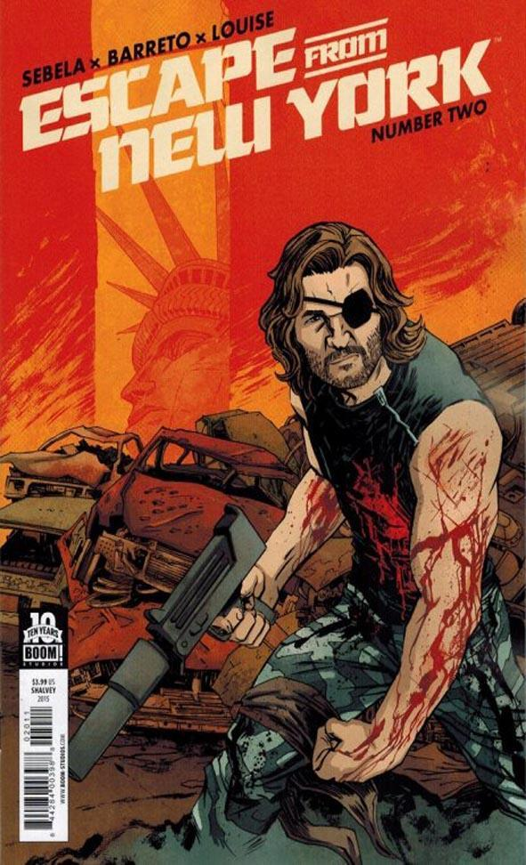 ESCAPE FROM NEW YORK T02