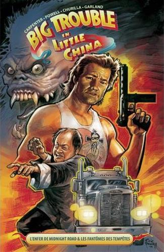BIG TROUBLE IN LITTLE CHINA T01 (SC)