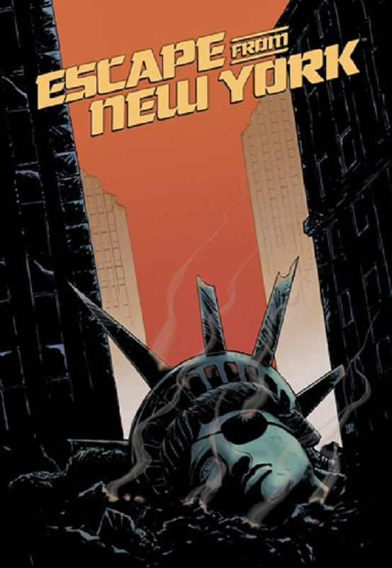 ESCAPE FROM NEW YORK T03