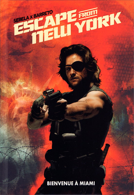 ESCAPE FROM NEW YORK T01 (NED 2018)
