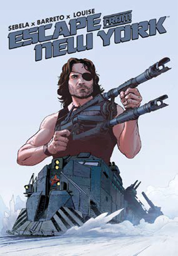 ESCAPE FROM NEW-YORK T02 (NED 2020)