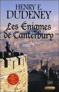 LES ENIGMES DE CANTERBURY TOME 1 - 54 ENIGMES PAR LE N 1 MONDIAL DU SUJET