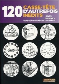 120 CASSE-TETE D'AUTREFOIS INEDITS
