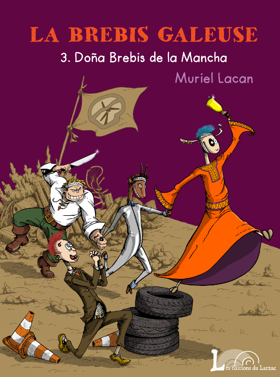 BREBIS GALEUSE T03 DONA BREBIS DE LA MANCHA