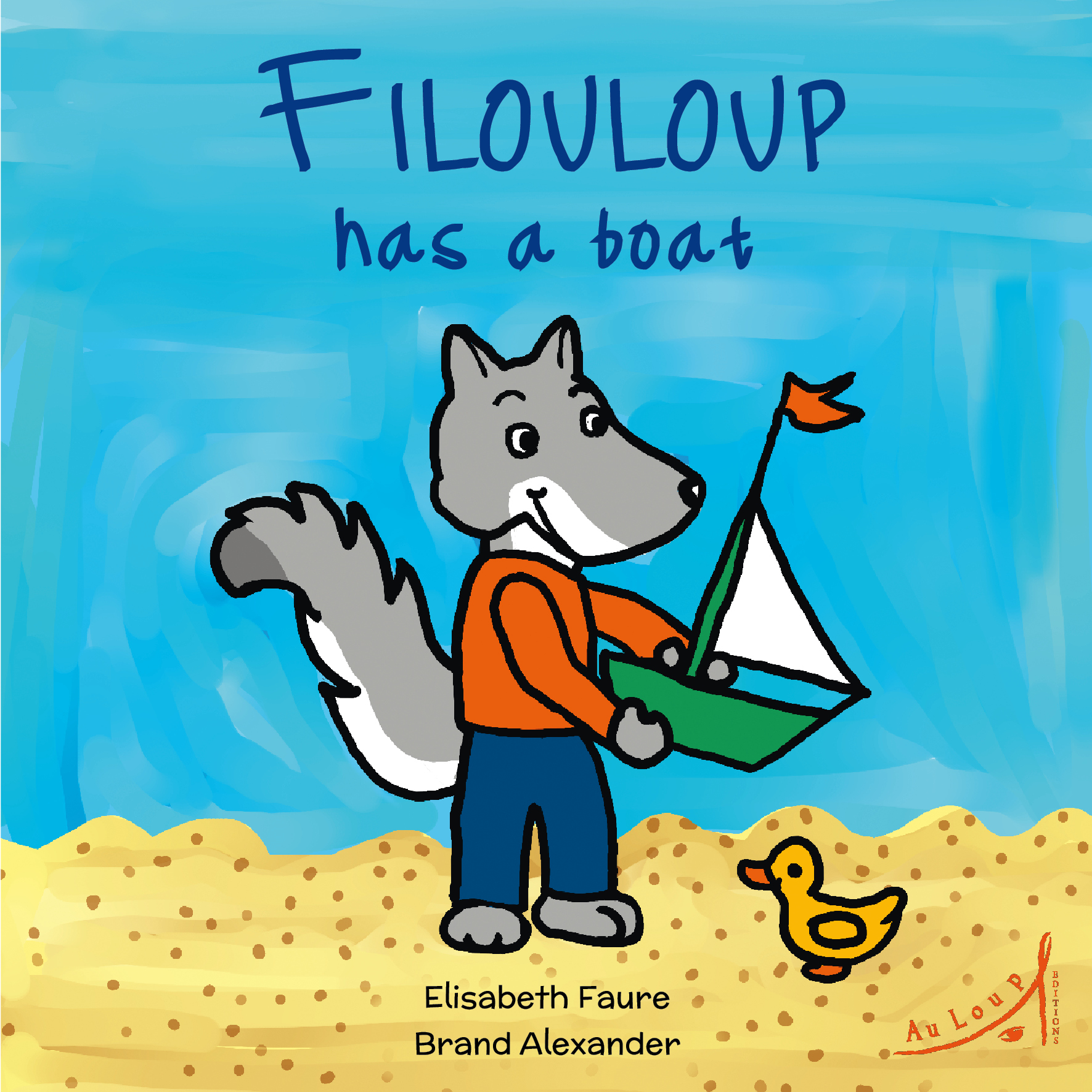FILOULOUP HAS A BOAT