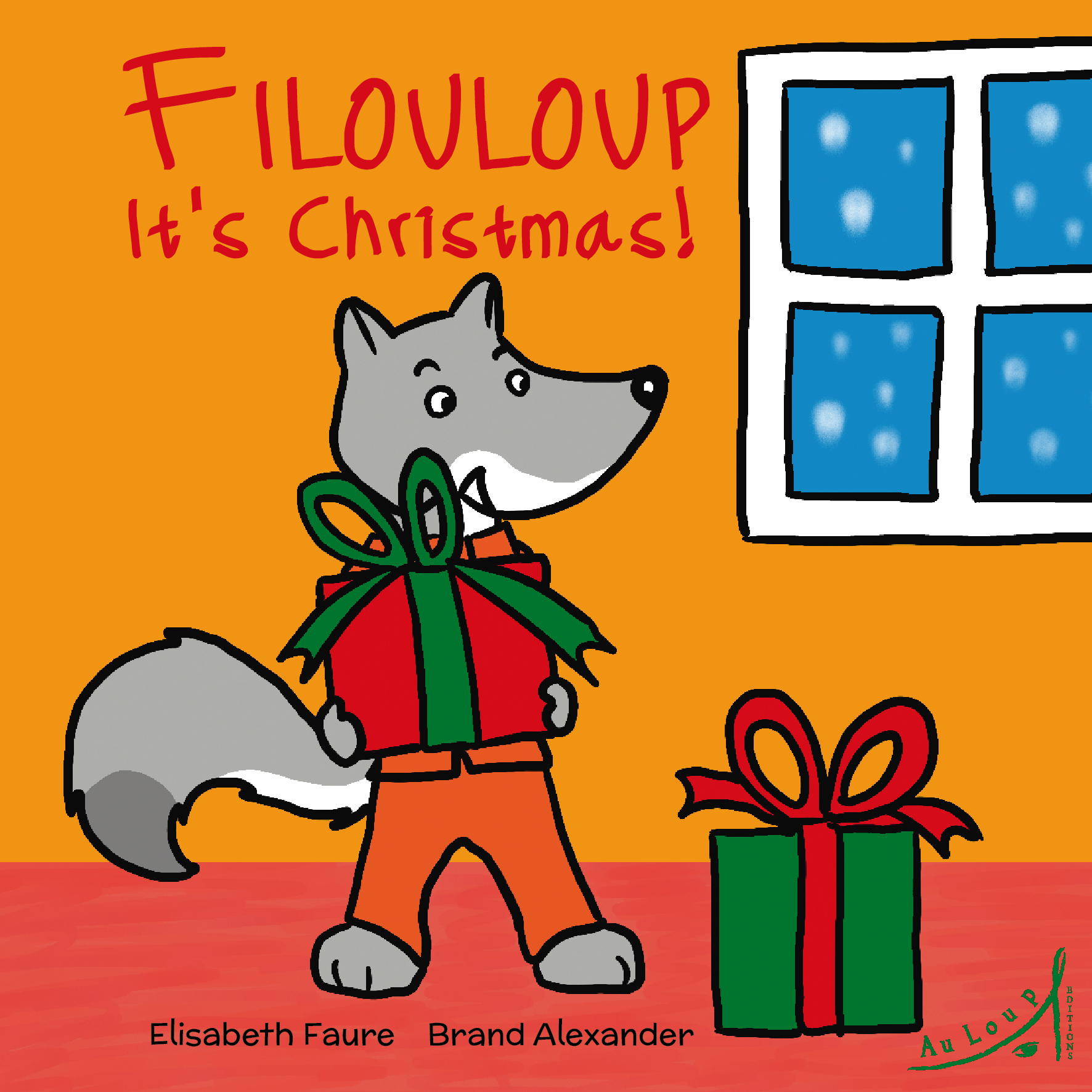 FILOULOUP - IT'S CHRISTMAS