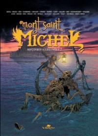 HISTOIRES ET LEGENDES DU MONT SAINT MICHEL TOME 2