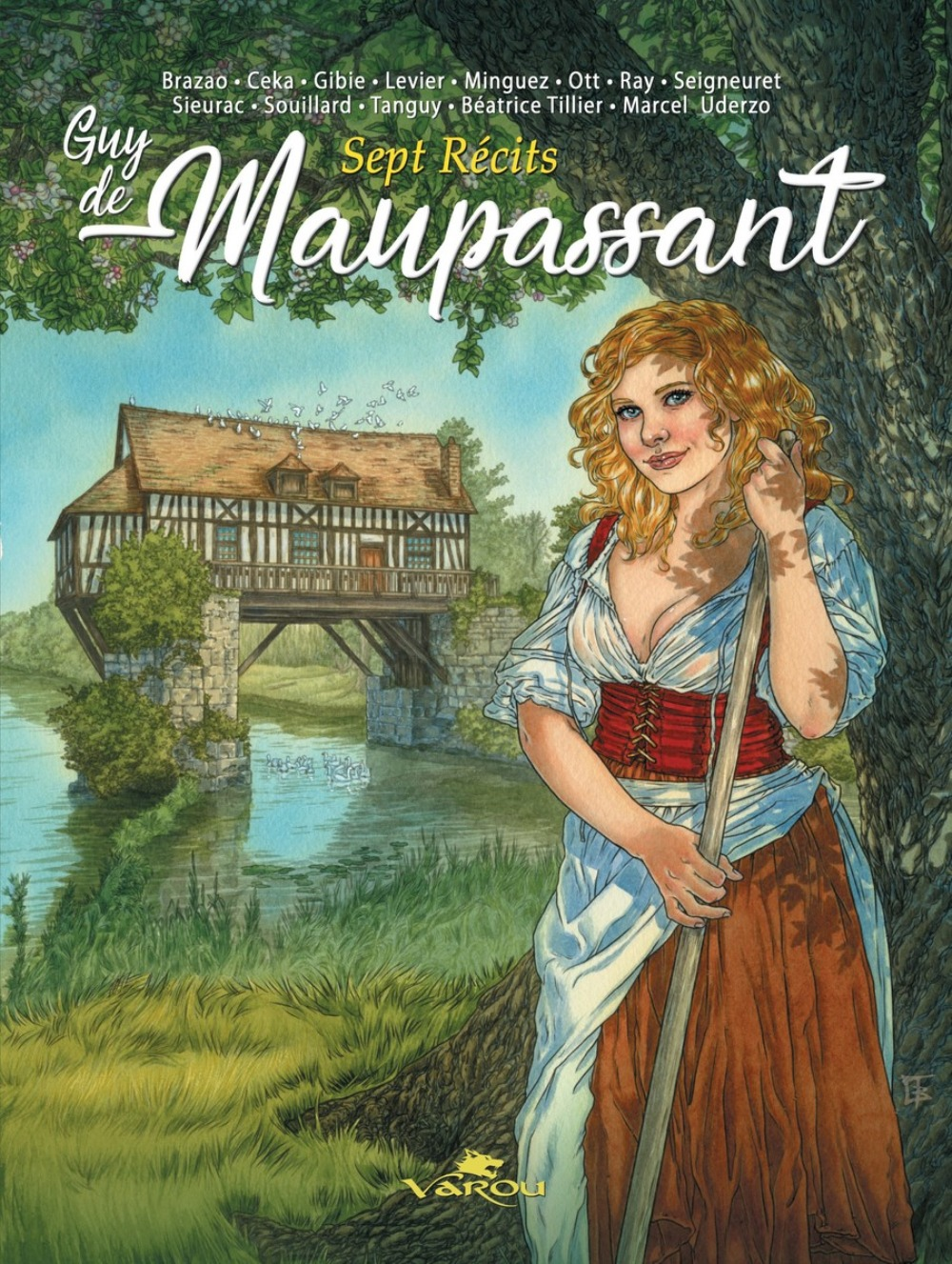 GUY DE MAUPASSANT SEPT RECITS