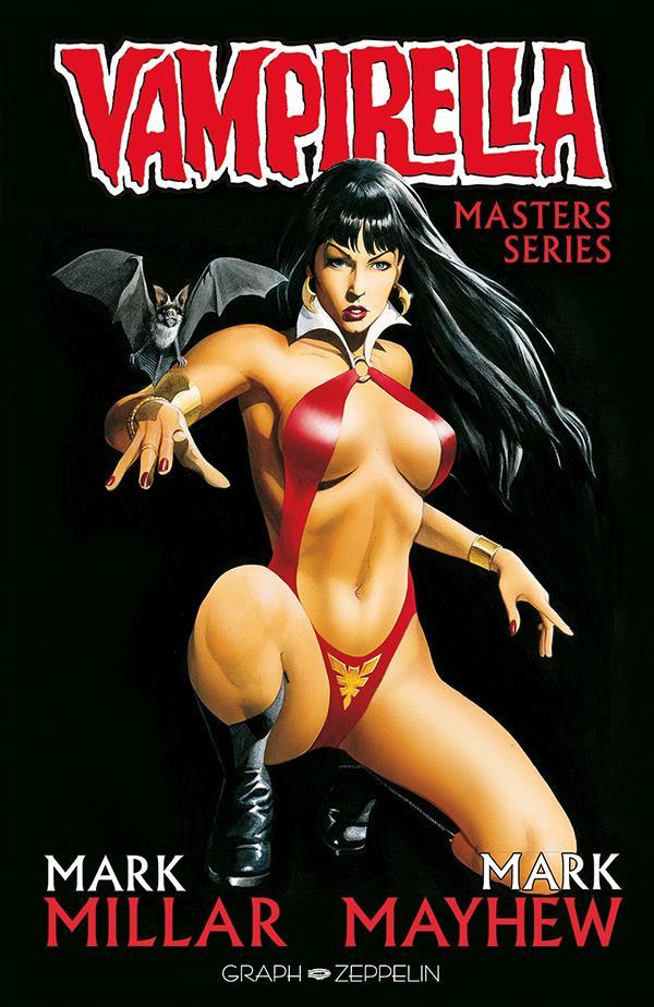 VAMPIRELLA - MASTER SERIE