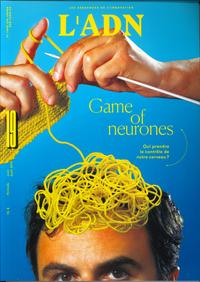 L'ADN N 19  GAME OF NEURONES - JUIN/JUILLET/AOUT 2019