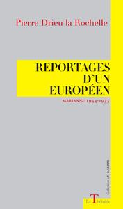 REPORTAGES D'UN EUROPEEN