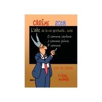 CAREME... POUR LES CANCRES A L'ECOLE DES SAINTS 2018, ABC DE LA VIE SPIRITUELLE DU CHRETIEN