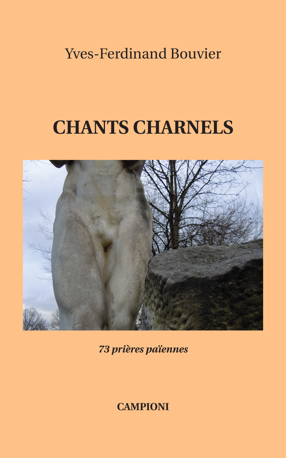 CHANTS CHARNELS (73 PRIERES PAIENNES)