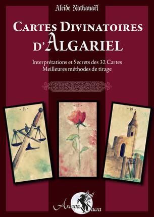 CARTES DIVINATOIRES D'ALGARIEL LIVRE - INTERPRETATIONS ET SECRETS DES 32 CARTES - MEILLEURES METHODE