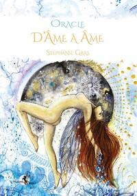 ORACLE D'AME A AME - COFFRET : LIVRE COULEURS BILINGUE DE 217 PAGES + JEU DE 46 CARTES + BOITE CLOCH