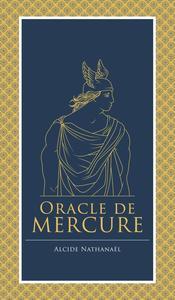 ORACLE DE MERCURE - BOITE CLOCHE AVEC JEU DE 27 CARTES ET LIVRET BILINGUE FRANCAIS ANGLAIS