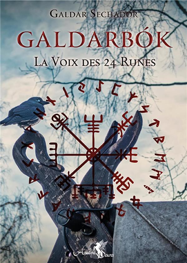 GALDARBOK - LA VOIX DES 24 RUNES - TOME 1