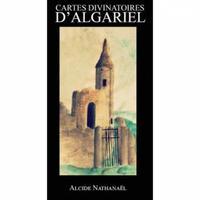 CARTES DIVINATOIRES D'ALGARIEL - JEU DE 32 CARTES AVEC LIVRET BILINGUE