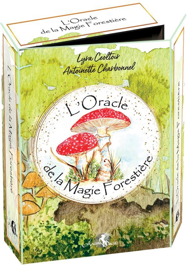 L'ORACLE DE LA MAGIE FORESTIERE - COFFRET