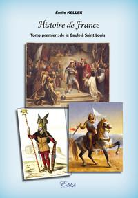 HISTOIRE DE FRANCE. VOLUME 1, DE LA GAULE A SAINT LOUIS