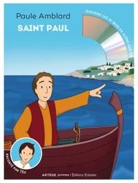 SAINT PAUL - RACONTE PAR TEO (LIVRE ET CD AUDIO)