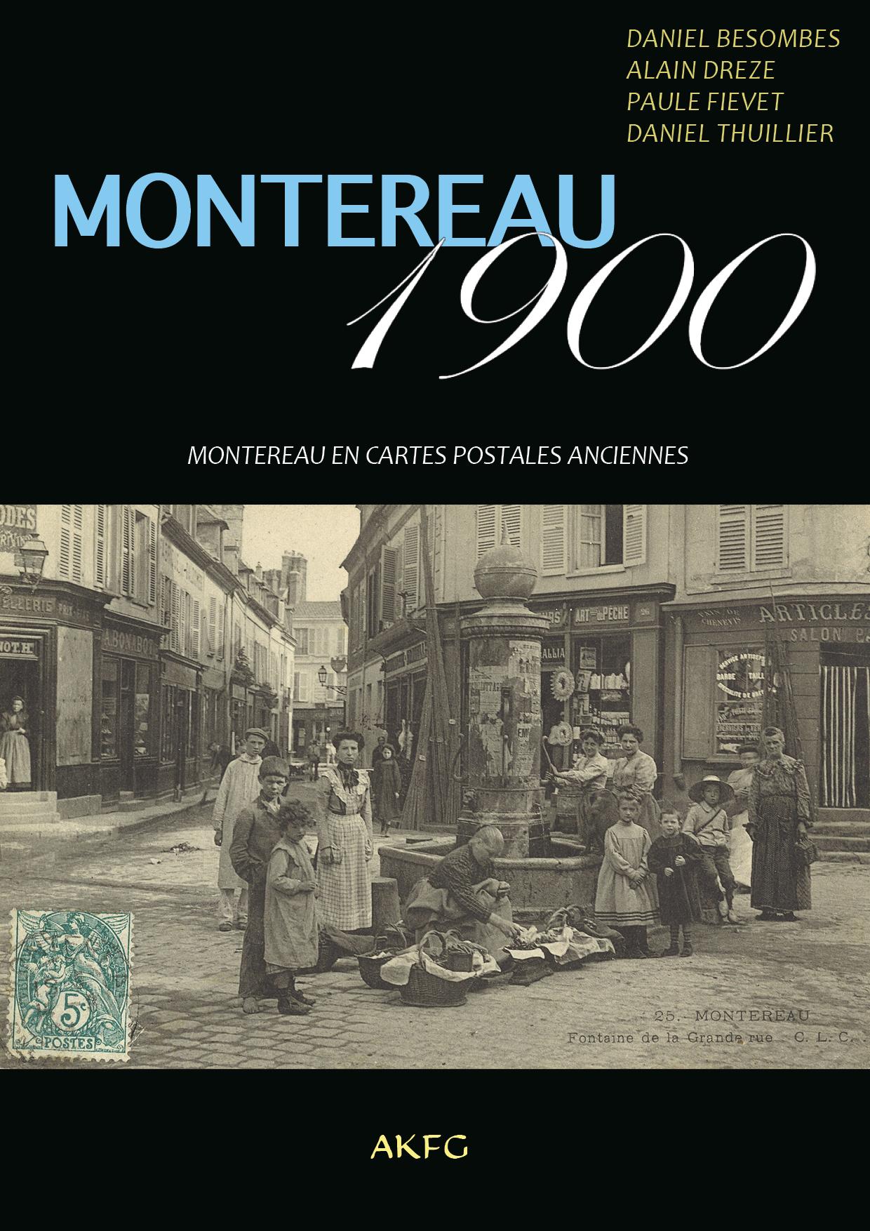 MONTEREAU 1900