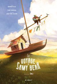 LE VOYAGE DE SAMY BEAR (LIVRE+CD)