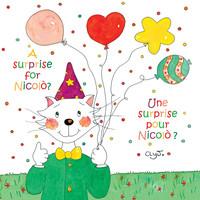 UNE SURPRISE POUR NICOLO A SURPRISE FOR NICOLO