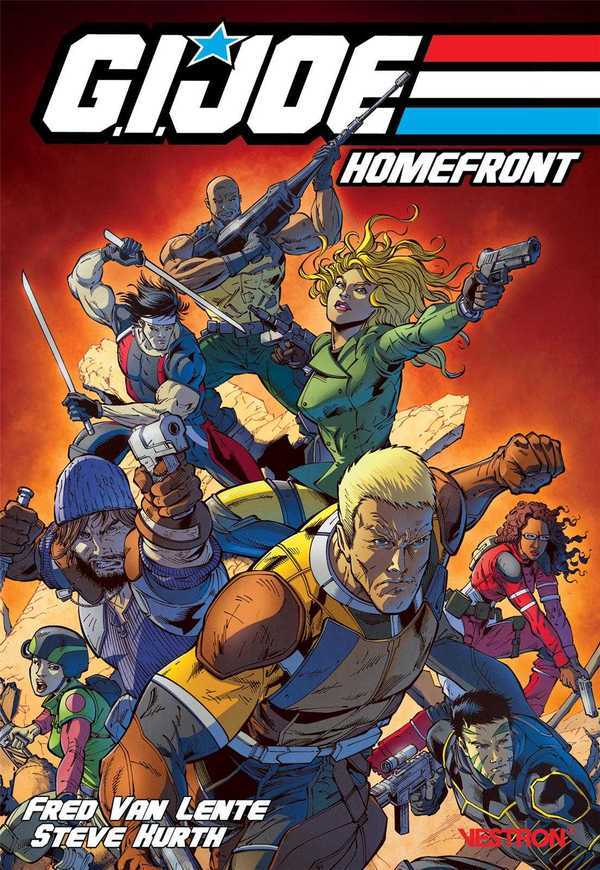 T01 - G.I. JOE HOMEFRONT - VOLUME 1