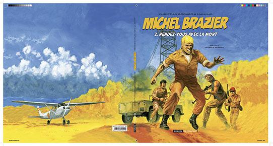 MICHEL BRAZIER 2. RENDEZ-VOUS AVEC LA MORT/COLLECTOR