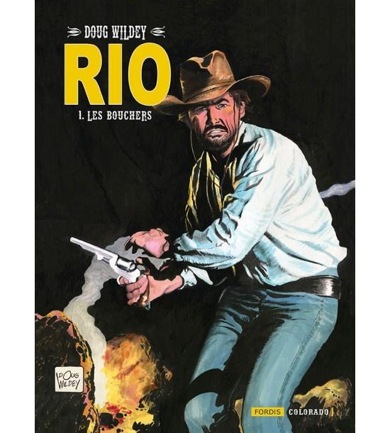 RIO. VOLUME 1, LES BOUCHERS