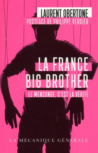 LA FRANCE BIG BROTHER - POCHE