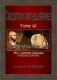 CIVILISATIONS ANTEDILUVIENNES-T6