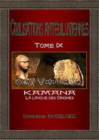 CIVILISATIONS ANTEDILUVIENNES-T9