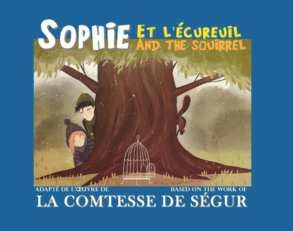 SOPHIE ET L'ANE / AND THE DONKEY - AND THE SQUIRREL