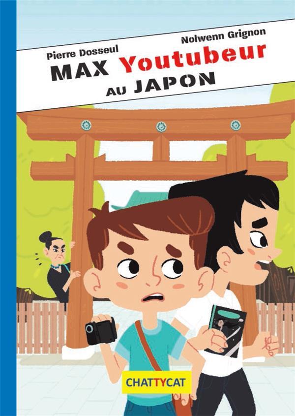 MAX YOUTUBEUR AU JAPON