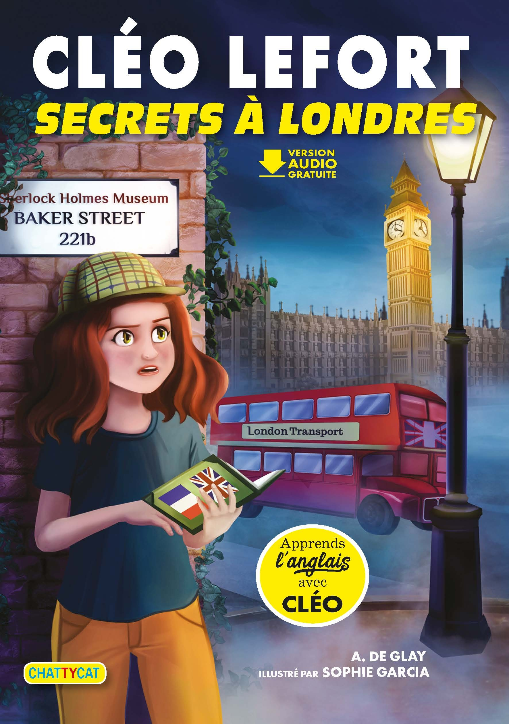 CLEO LEFORT : SECRETS A LONDRES