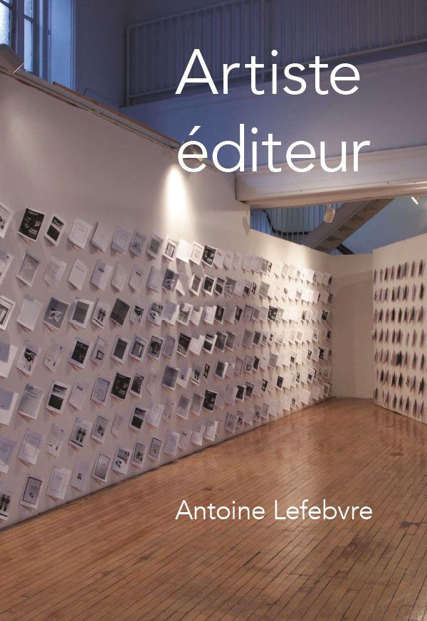 ARTISTE EDITEUR